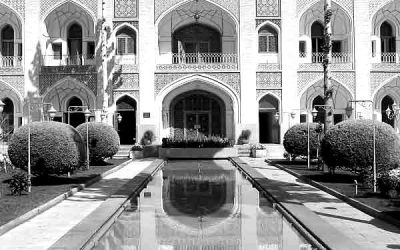 Abbasi Hotel, Isfahan