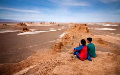 Lut Desert (the vicinity of Shahdad)