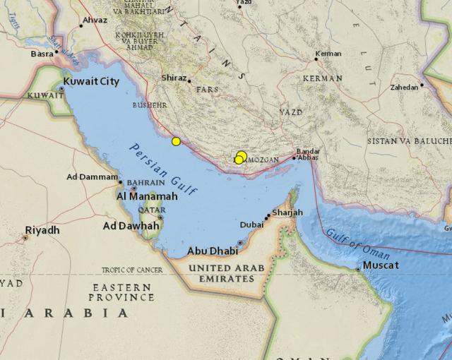 Ferry persian gulf -